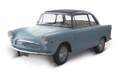 Fiat – 600 D Coupé Viotti