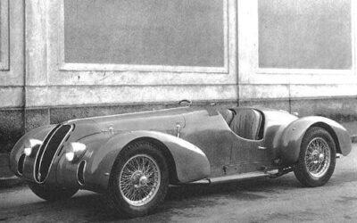 Alfa Romeo – 412 Spider Touring