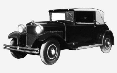 Fiat – 521 Coupé Cabriolet