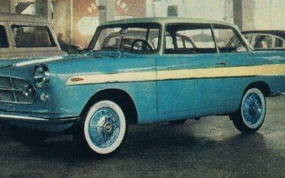 Fiat – 1100 Coupé Scioneri