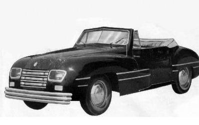 Fiat – 1100 Cabriolet Meteor