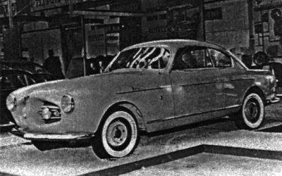 Fiat – 1900 Coupé Frua