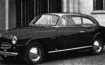 Alfa Romeo – 1900 Castagna