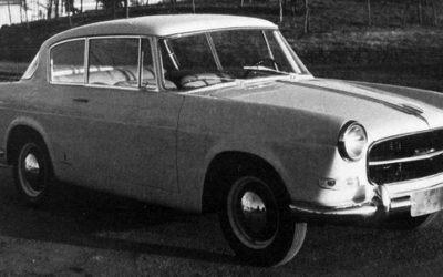 DKW – Sonderklasse Pininfarina