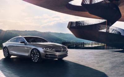 BMW – Gran Lusso Coupé