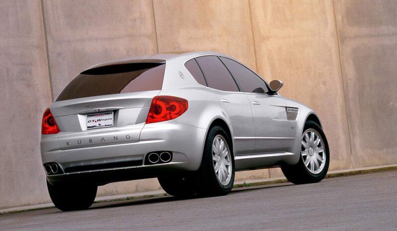 Maserati – Kubang full