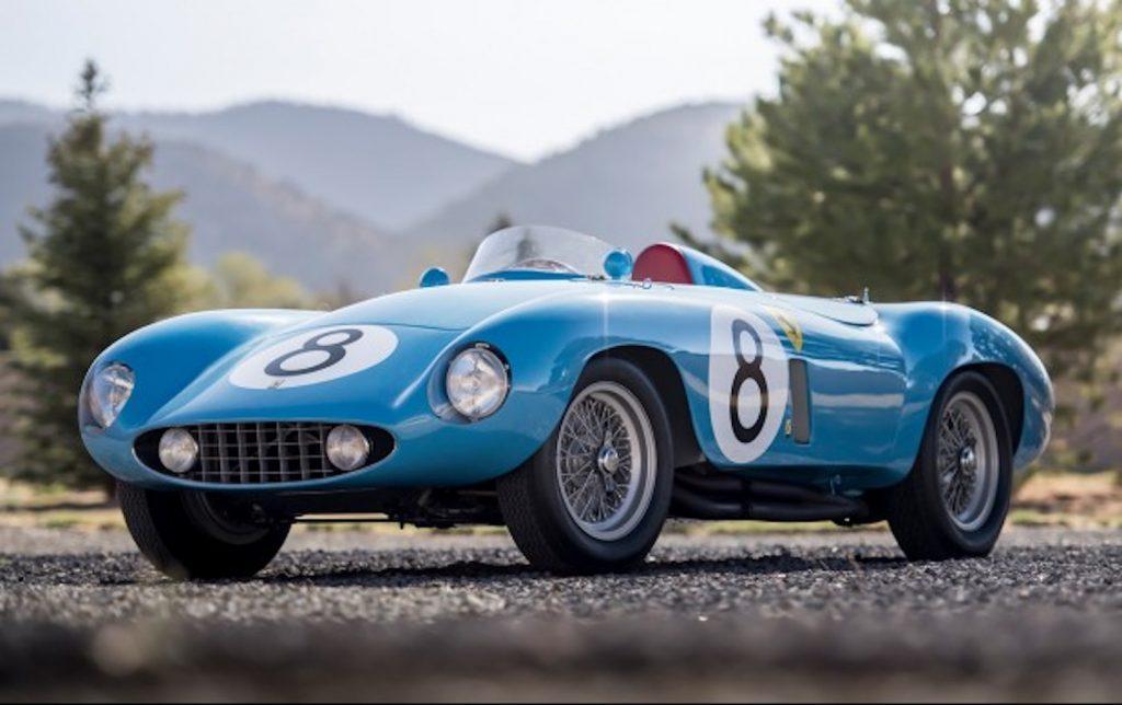 Ferrari – 500 Mondial