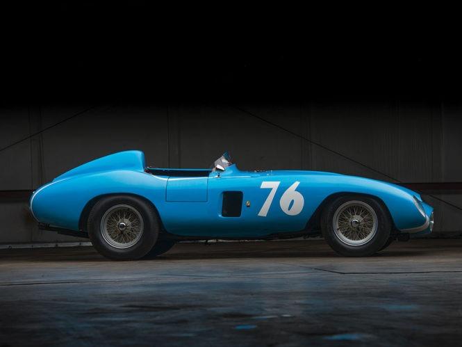 Ferrari – 121 LM