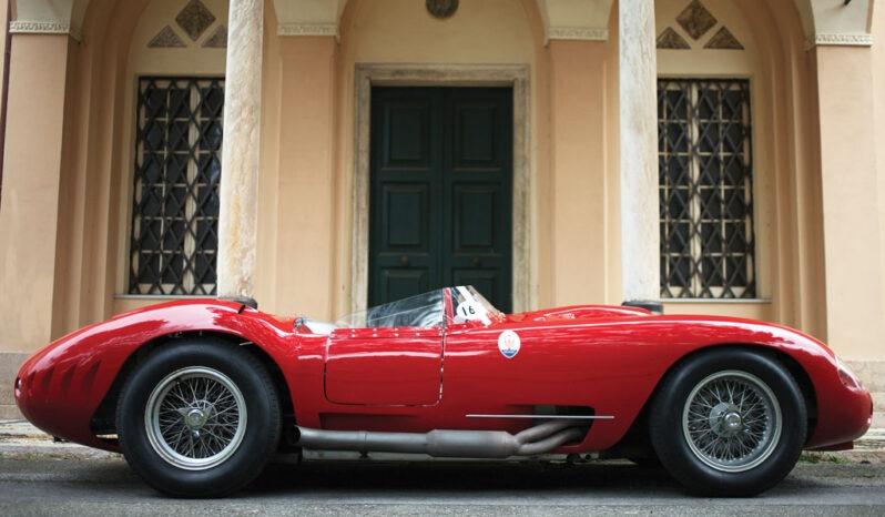 Maserati – 450S Prototipo full
