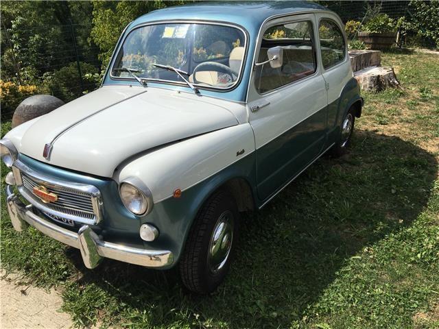 Fiat – 600 Mantelli