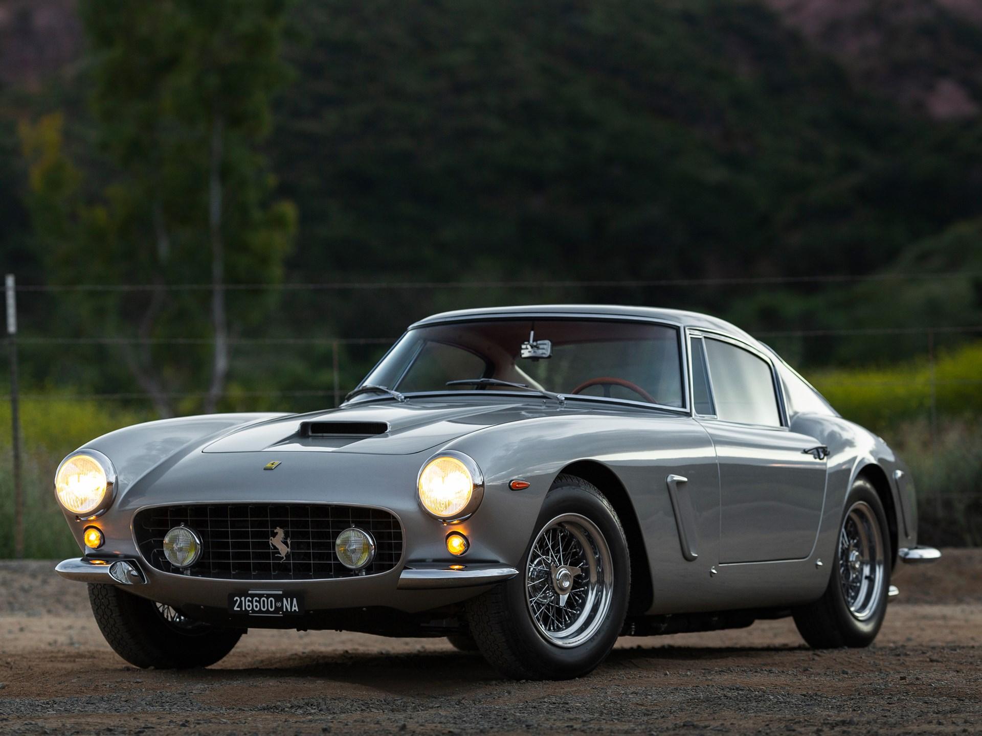 Ferrari – 250 GT SWB