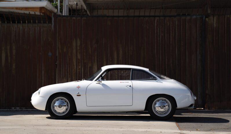 Alfa Romeo – Giulietta Sprint Zagato full