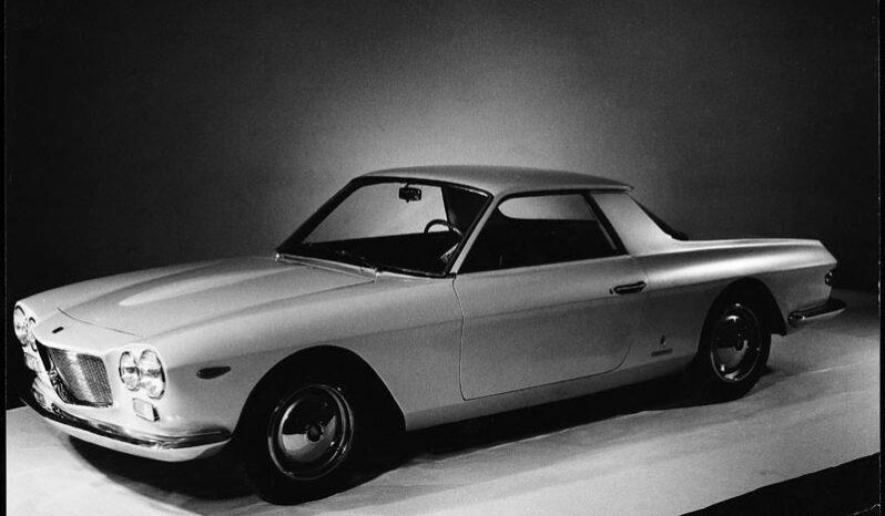 Fiat – 2300 Coupè Speciale full