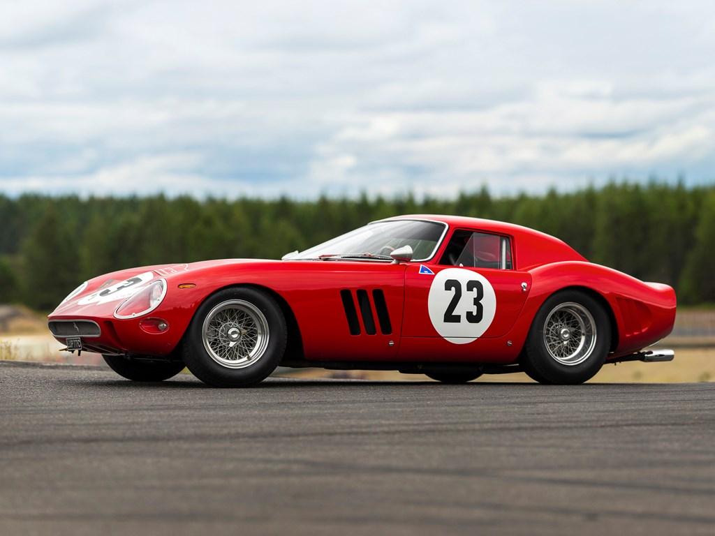 Ferrari – 250 GTO