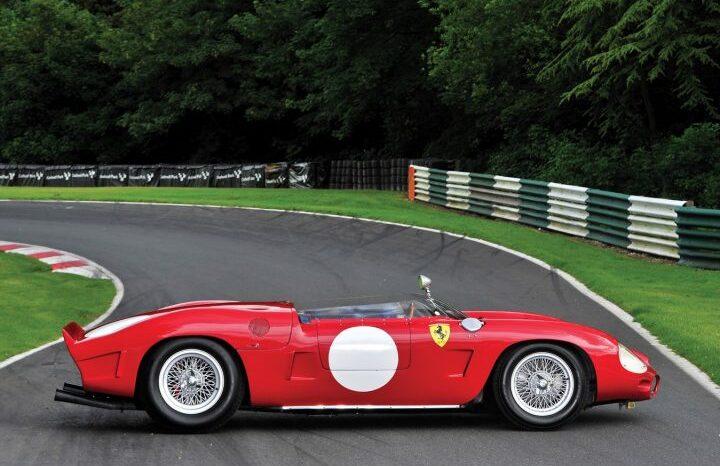 Ferrari – 268 SP full