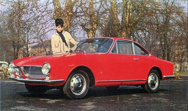 Fiat – 1500 Coupè