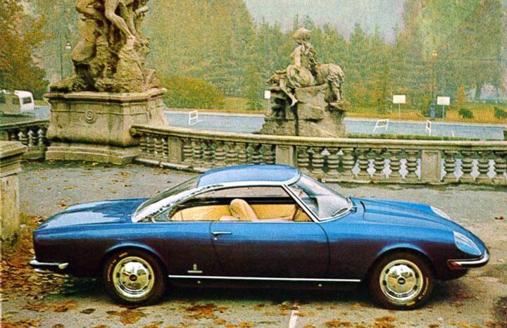 Fiat – 2300 S Coupè Speciale V full