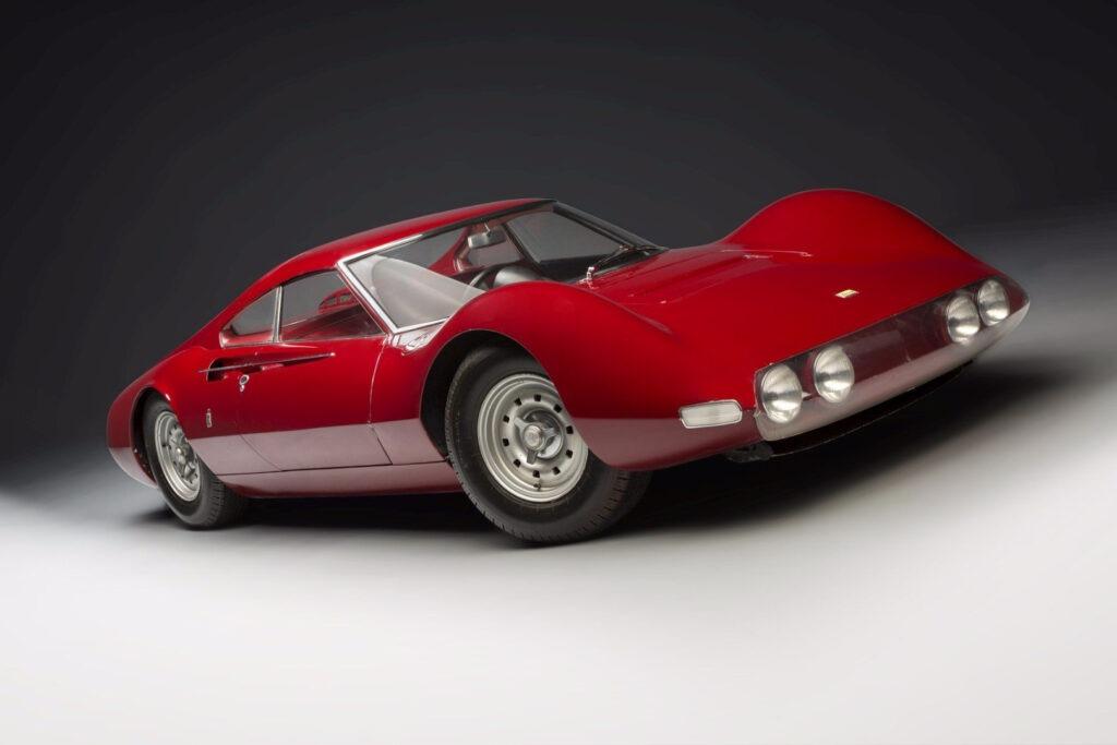 Ferrari – Dino Berlinetta Speciale