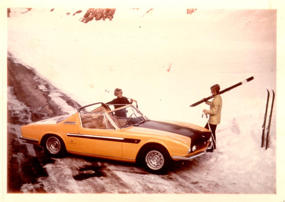 Ferrari – 330 GT 2+2 Michelotti