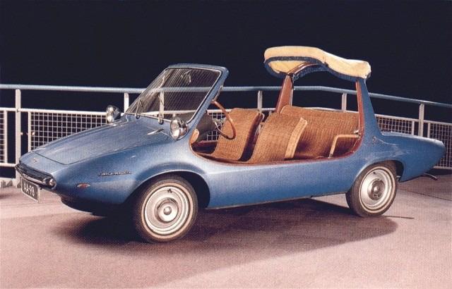 DAF – Kini Beach Car