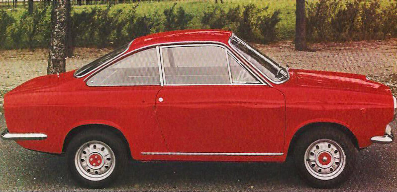 Fiat – 595 SS Coupè Moretti full