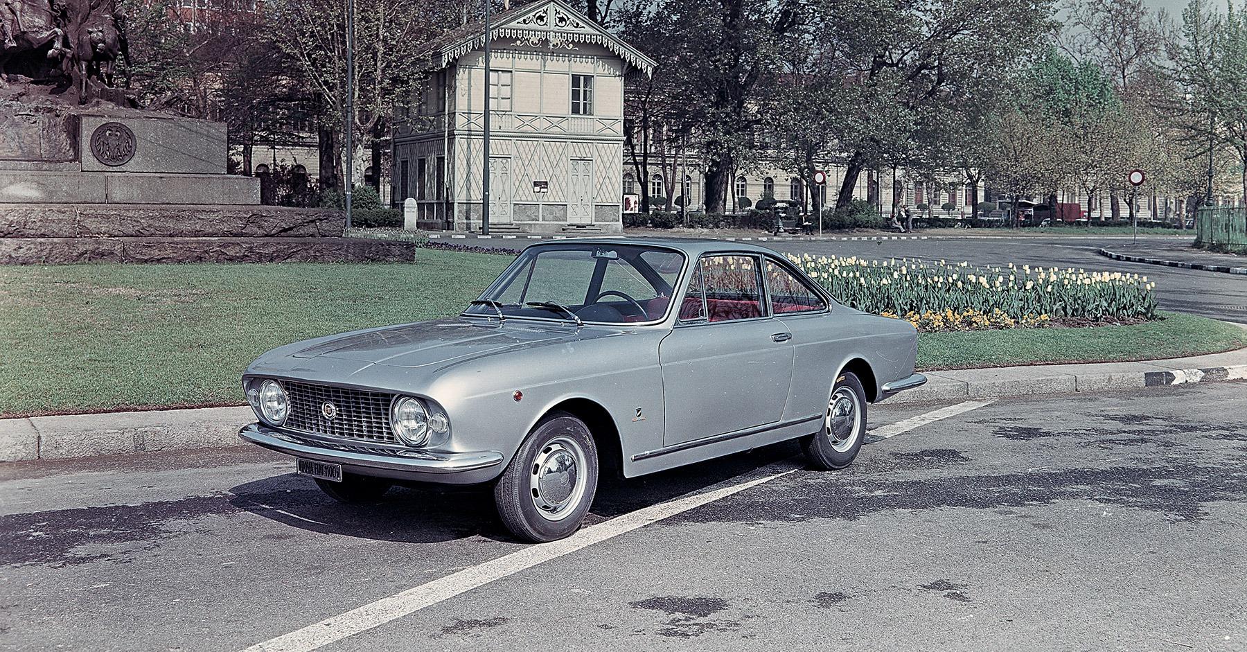 Fiat – 1100 R Coupé Moretti