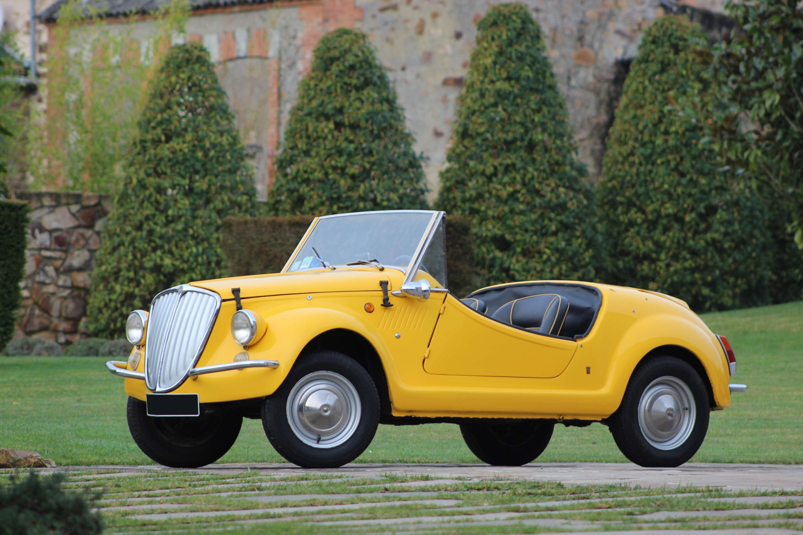 Fiat – 500 Gamine