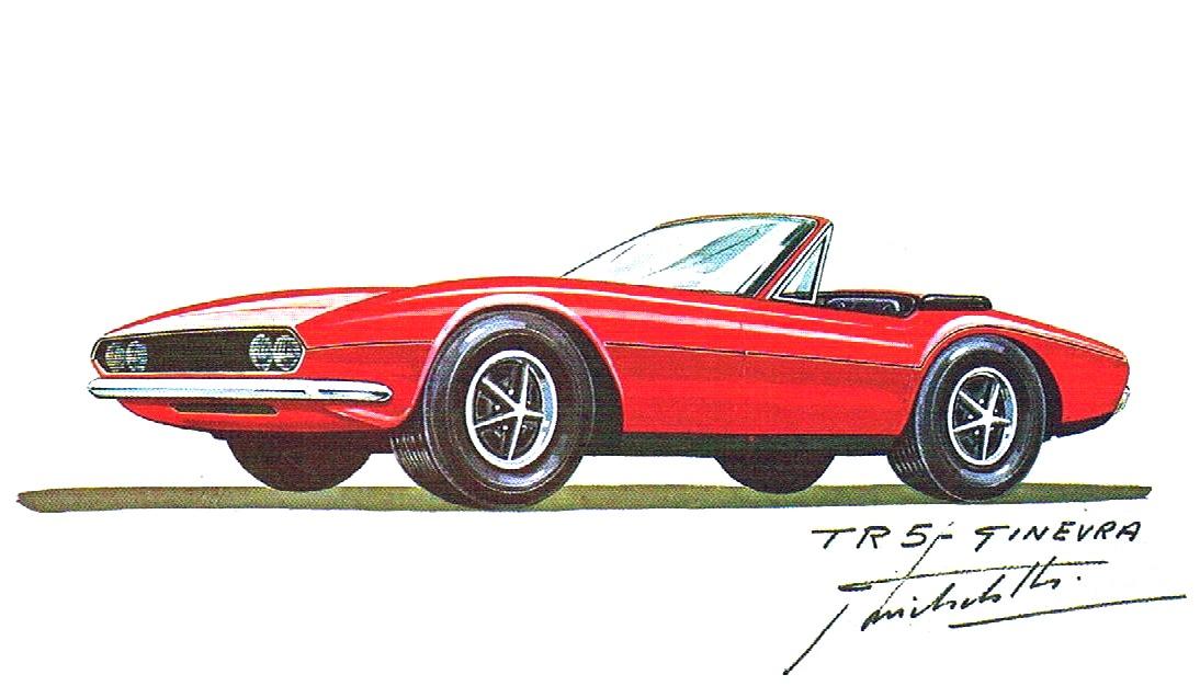 1968-Triumph-TR5-Ginevra-Design-Sketch-by-Giovanni-Michelotti