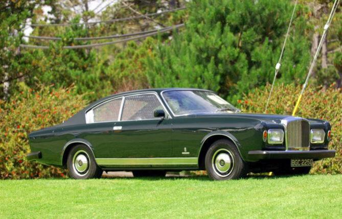 Bentley – T1 Coupè full