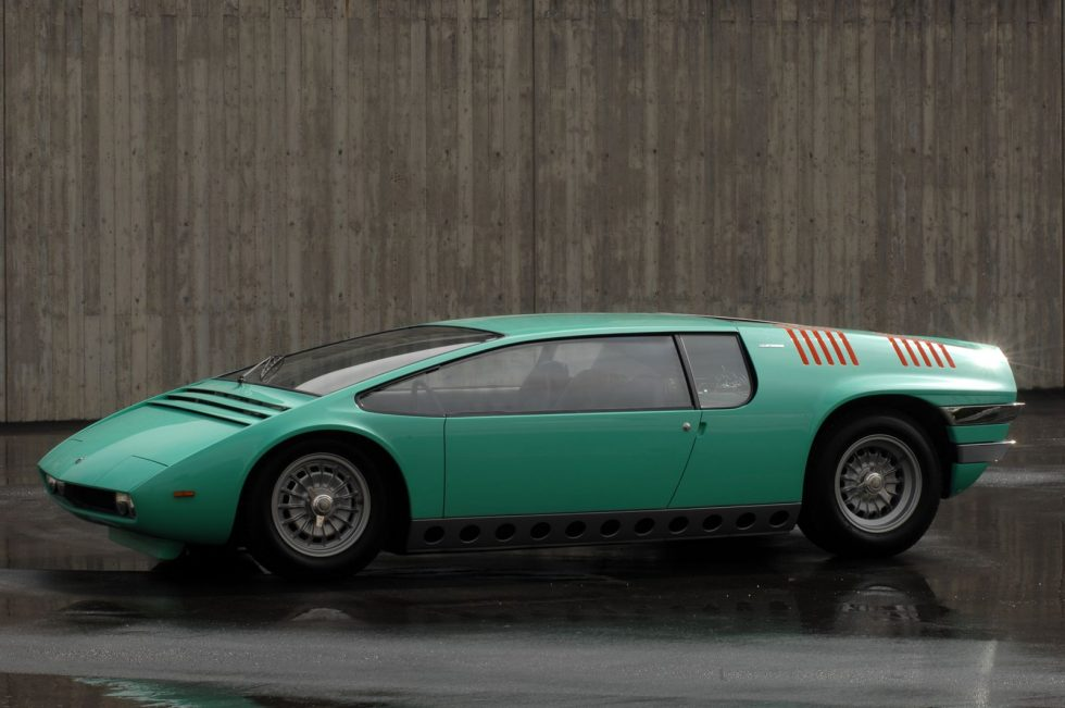 Bizzarrini – Manta