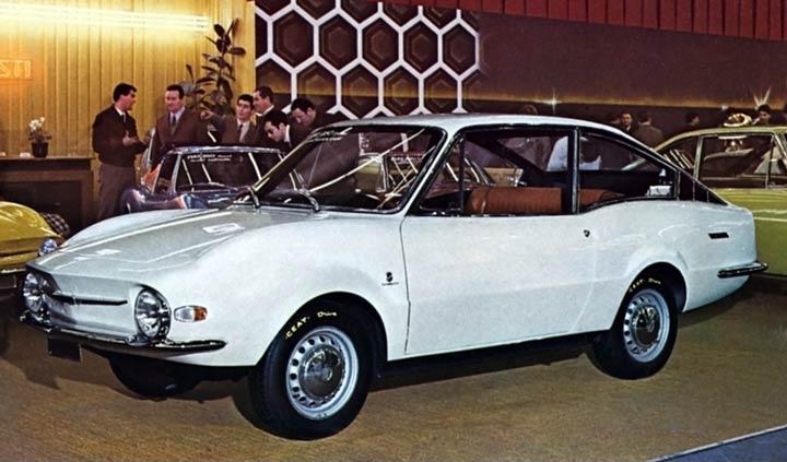 Fiat – 850 Speciale S4 Moretti