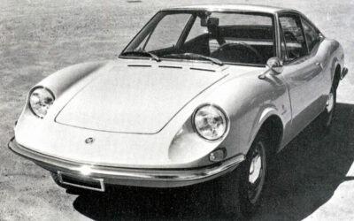 Fiat – 850 Sportiva Coupé S2 Moretti