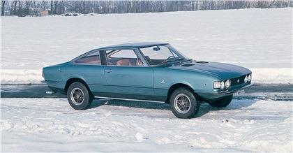 Fiat – 125 Coupé Moretti