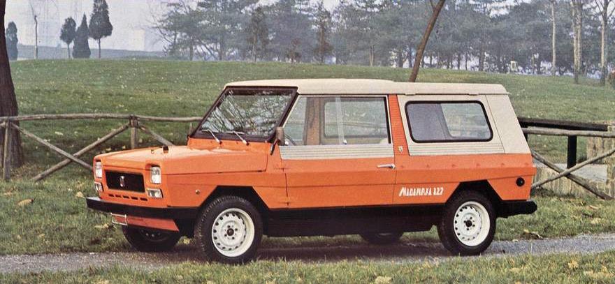 Fiat – 127 Midimaxi