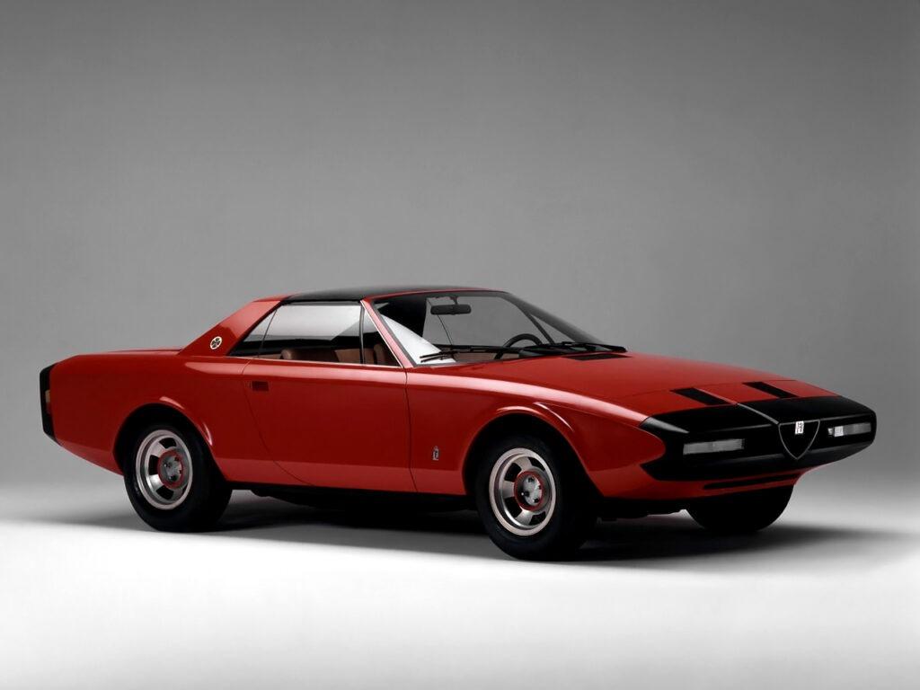 Alfa Romeo – Alfetta Spider