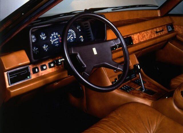 Maserati – Quattroporte full