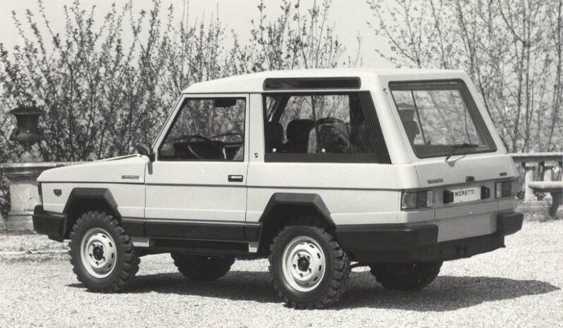 Fiat – Campagnola 2000 Sporting 4×4 full