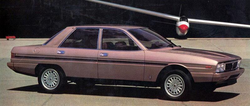 Lancia – Gamma Scala full
