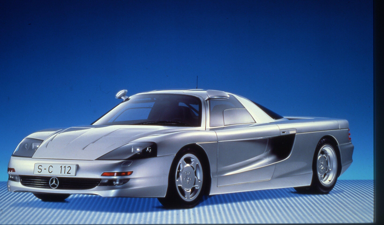 Mercedes-Benz – C112