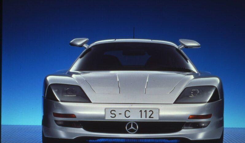 Mercedes-Benz – C112 full