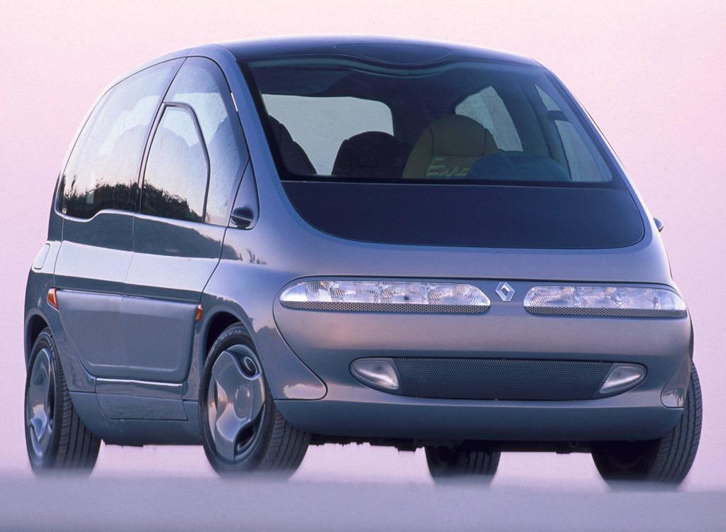 Renault – Scenic Concept