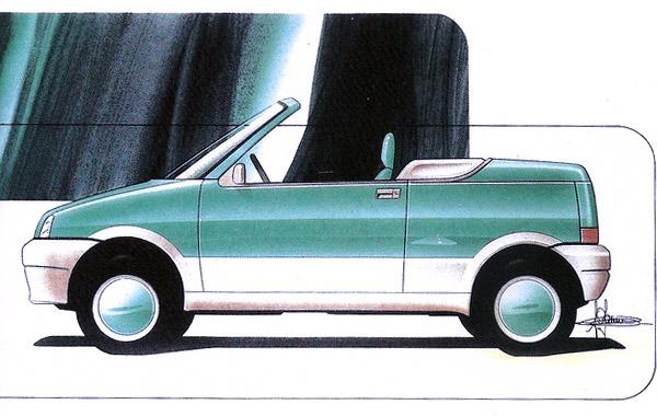 1992_Stola_Fiat_Cinquecento_Cita_design-sketch