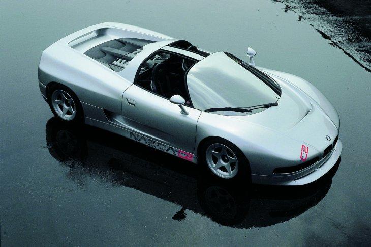 BMW – Nazca C2 Spider