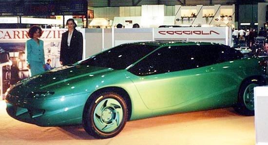 Lancia – Thema Coupé