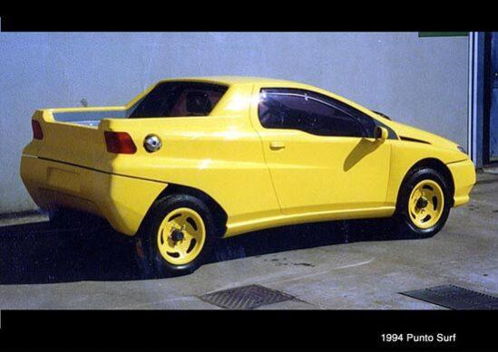 Fiat – Punto Surf full