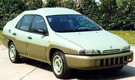 Fiat – Brava Sentiero