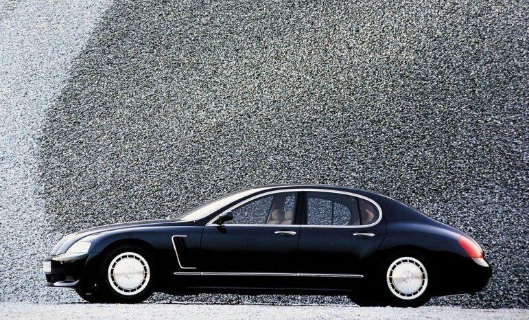 Bugatti – EB218 full
