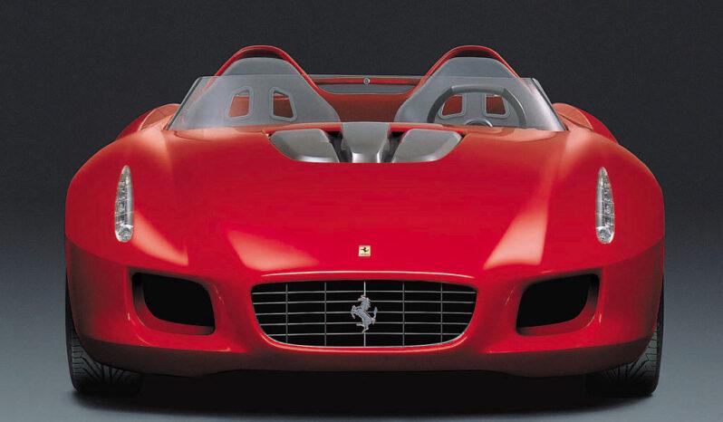 Ferrari – Rossa full