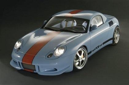 Porsche – GTS