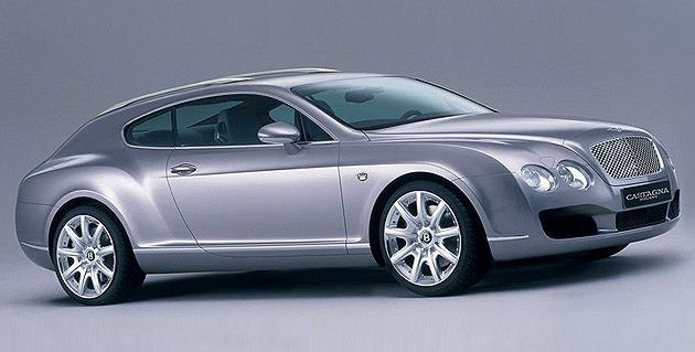 Bentley – Shooting Brake